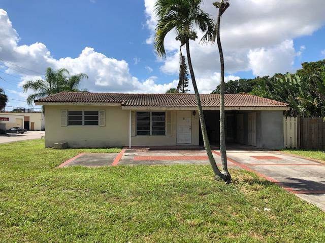 100 NW 9th Street, Boca Raton, FL 33432 (#RX-10557797) :: Ryan Jennings Group