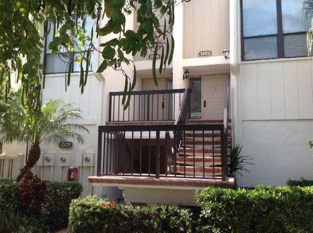 1304 Bridgewood Drive #1304, Boca Raton, FL 33434 (#RX-10558250) :: Weichert, Realtors® - True Quality Service