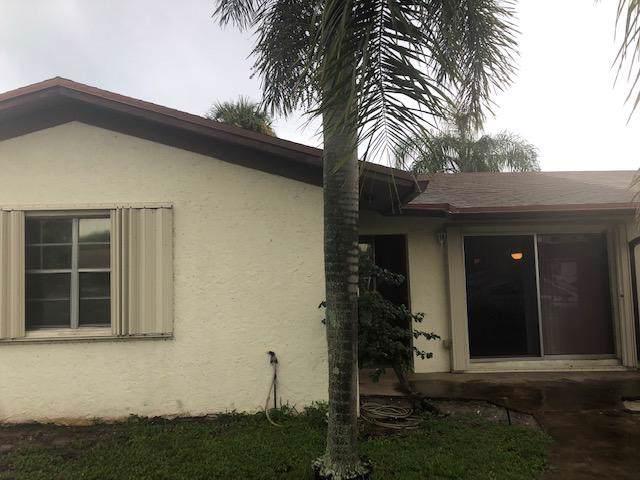8602 Crater Terrace, West Palm Beach, FL 33403 (#RX-10558699) :: Weichert, Realtors® - True Quality Service