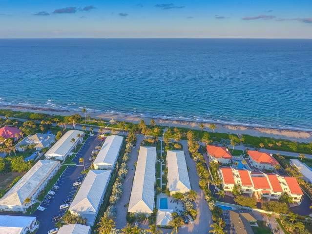 5500 Old Ocean Boulevard #206, Ocean Ridge, FL 33435 (#RX-10559953) :: Ryan Jennings Group