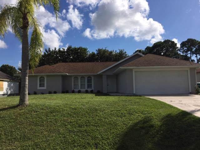 1050 SW Provincetown Lane, Saint Lucie West, FL 34953 (#RX-10560874) :: Ryan Jennings Group
