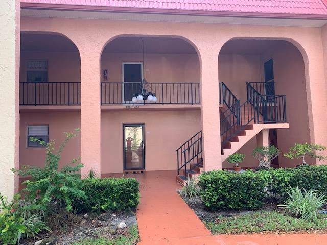 237 Lake Frances Drive #237, West Palm Beach, FL 33411 (#RX-10560889) :: Ryan Jennings Group