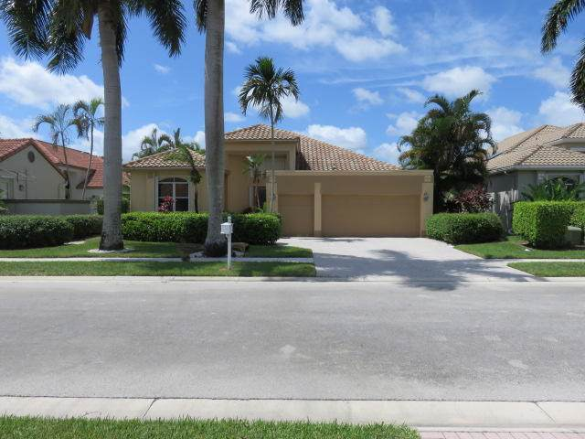 11605 Privado Way, Boynton Beach, FL 33437 (#RX-10561668) :: Weichert, Realtors® - True Quality Service