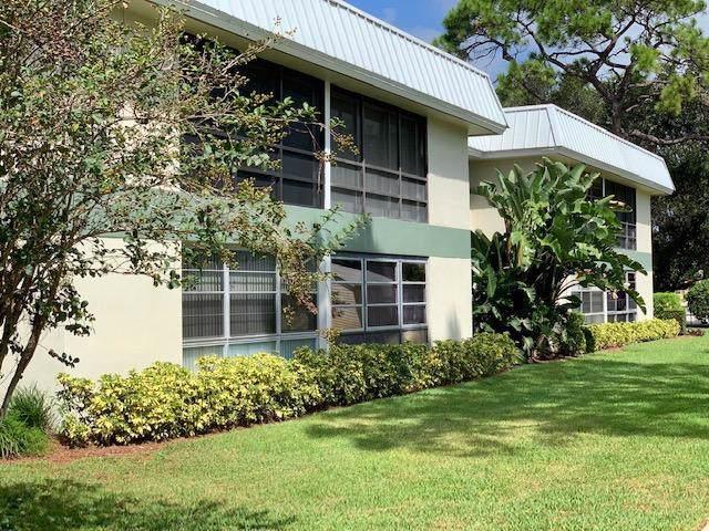 2302 Sunrise Boulevard #101, Fort Pierce, FL 34982 (MLS #RX-10563253) :: Castelli Real Estate Services