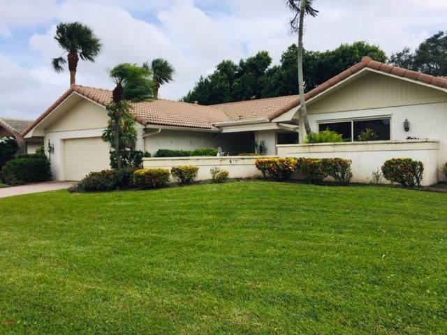 6850 Villas Drive S, Boca Raton, FL 33433 (MLS #RX-10563267) :: Castelli Real Estate Services
