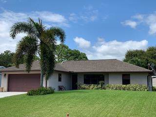 5605 Birch Drive, Fort Pierce, FL 34982 (MLS #RX-10565991) :: The Paiz Group