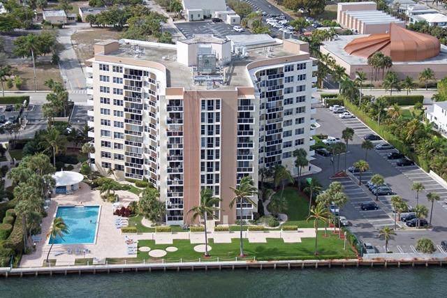 2800 N Flagler Drive #415, West Palm Beach, FL 33407 (MLS #RX-10566168) :: Berkshire Hathaway HomeServices EWM Realty