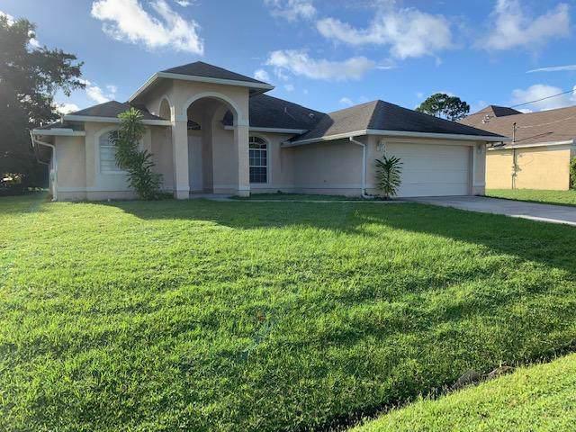 1682 SW Cobalt Street, Port Saint Lucie, FL 34953 (MLS #RX-10568955) :: Best Florida Houses of RE/MAX