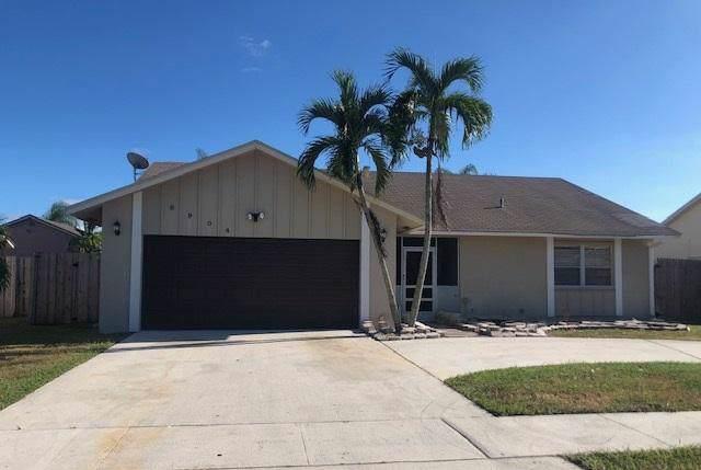 8904 SW 16th Street, Boca Raton, FL 33433 (MLS #RX-10568970) :: Best Florida Houses of RE/MAX