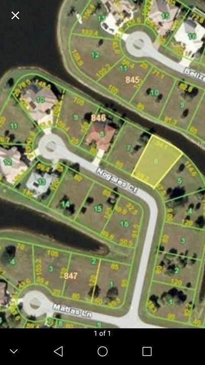16266 Nogales Court, Punta Gorda, FL 33955 (MLS #RX-10569074) :: Berkshire Hathaway HomeServices EWM Realty