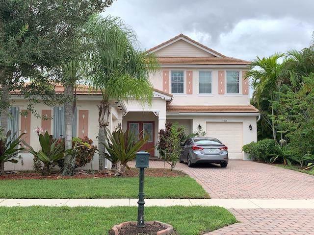 9264 Madewood Court, Royal Palm Beach, FL 33411 (MLS #RX-10569495) :: Laurie Finkelstein Reader Team