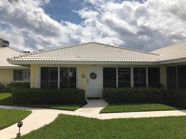 1920 S Ocean Boulevard Villa B, Delray Beach, FL 33483 (#RX-10569662) :: Ryan Jennings Group