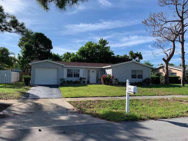 218 Gale Place, West Palm Beach, FL 33409 (#RX-10570001) :: Ryan Jennings Group