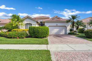 7247 Southport Drive, Boynton Beach, FL 33472 (MLS #RX-10570538) :: Laurie Finkelstein Reader Team