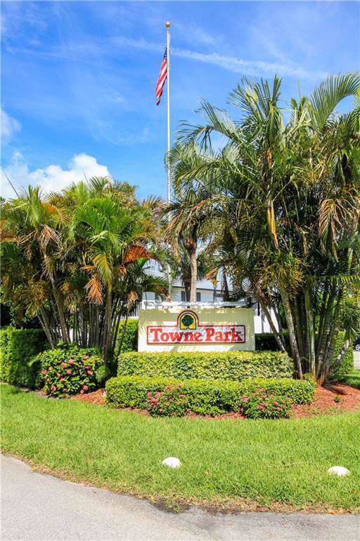 803 SE Central Parkway #7, Stuart, FL 34994 (MLS #RX-10570612) :: The Nolan Group of RE/MAX Associated Realty