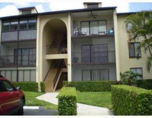 703 Sunny Pine Way F1, Greenacres, FL 33415 (MLS #RX-10571161) :: The Paiz Group