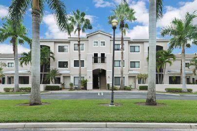 2803 Sarento Place #204, Palm Beach Gardens, FL 33410 (#RX-10571335) :: Real Estate Authority