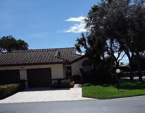 5822 Brook Bound Lane B, Boynton Beach, FL 33437 (#RX-10571872) :: The Reynolds Team/Treasure Coast Sotheby's International Realty