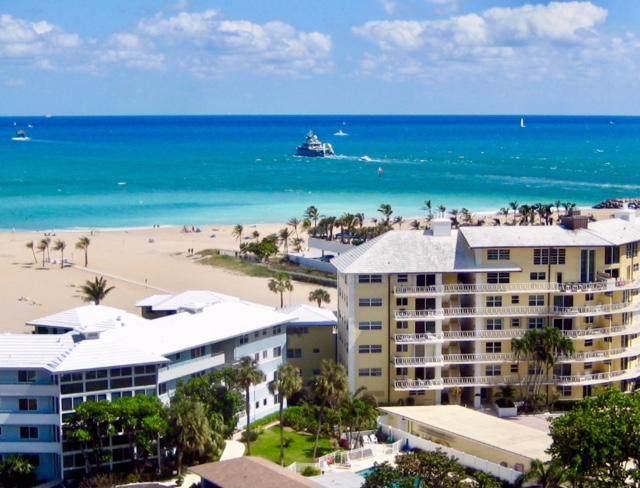 1900 S Ocean Drive #1405, Fort Lauderdale, FL 33316 (#RX-10571951) :: The Rizzuto Woodman Team