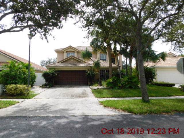1020 Delray Lakes Drive, Delray Beach, FL 33444 (#RX-10573414) :: Ryan Jennings Group