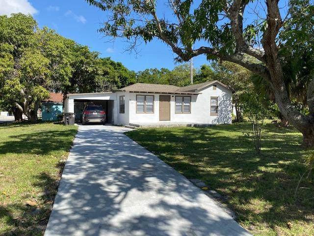 739 52nd Street, West Palm Beach, FL 33407 (#RX-10574301) :: Ryan Jennings Group