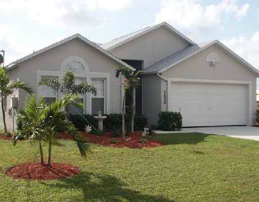 5830 NW Begonia, Port Saint Lucie, Avenue, Port Saint Lucie, FL 34986 (#RX-10574860) :: Ryan Jennings Group