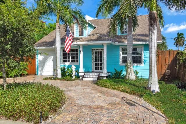 1016 N K Street, Lake Worth Beach, FL 33460 (MLS #RX-10575609) :: Laurie Finkelstein Reader Team