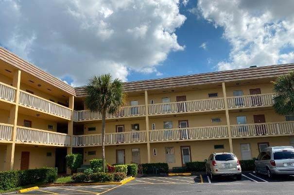 5890 NW 64th Avenue #207, Tamarac, FL 33319 (MLS #RX-10576041) :: Berkshire Hathaway HomeServices EWM Realty
