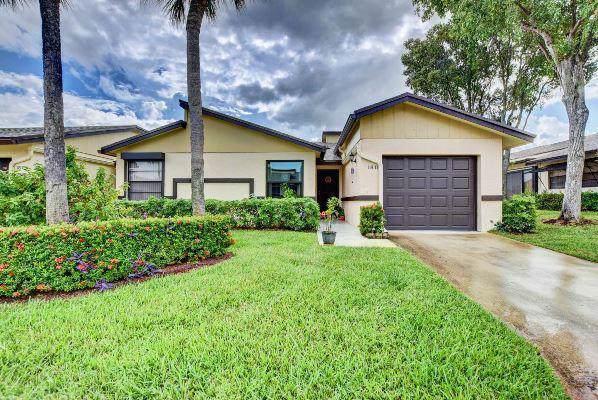 18 Ridgepointe Drive D, Boynton Beach, FL 33435 (#RX-10576048) :: Ryan Jennings Group