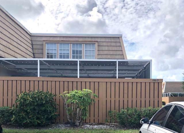 4386 Hazel Avenue D, Palm Beach Gardens, FL 33410 (#RX-10576946) :: Ryan Jennings Group