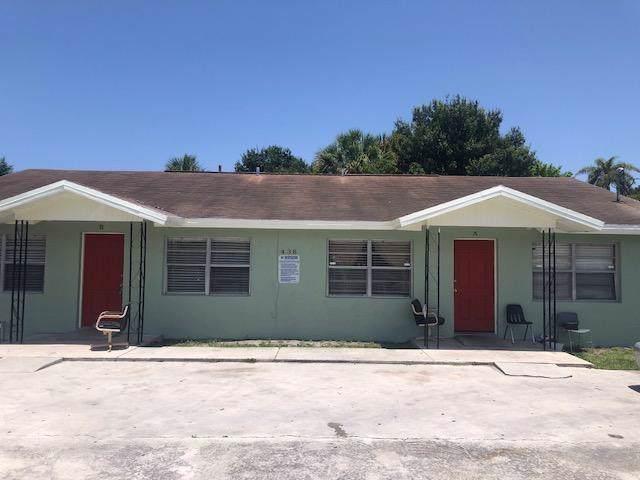 436 N 22nd Street, Fort Pierce, FL 34950 (#RX-10577154) :: Weichert, Realtors® - True Quality Service