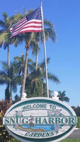 632 Snug Harbor Drive D16, Boynton Beach, FL 33435 (#RX-10577174) :: Ryan Jennings Group