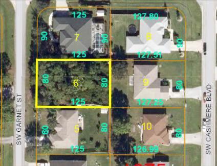 1711 SW Garnet Street, Port Saint Lucie, FL 34953 (MLS #RX-10577185) :: Laurie Finkelstein Reader Team