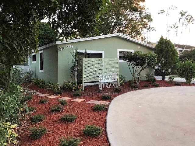 410 W Ocean Avenue, Boynton Beach, FL 33435 (#RX-10577329) :: Weichert, Realtors® - True Quality Service