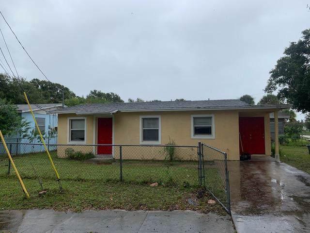 422 N 20th N Street, Fort Pierce, FL 34950 (#RX-10577855) :: Harold Simon   Keller Williams Realty Services