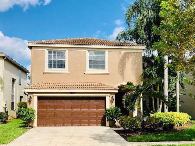 1432 Briar Oak Drive, Royal Palm Beach, FL 33411 (MLS #RX-10578309) :: United Realty Group
