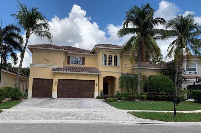 6021 Via Venetia N, Delray Beach, FL 33484 (#RX-10578340) :: Ryan Jennings Group