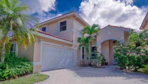 3758 Coco Lake Drive, Coconut Creek, FL 33073 (MLS #RX-10578421) :: Berkshire Hathaway HomeServices EWM Realty