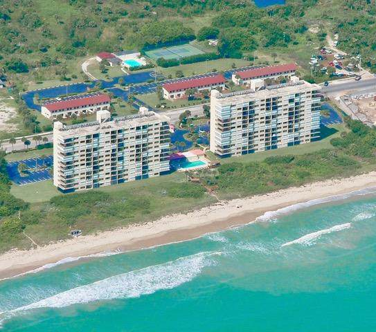 4250 N Highway A1a #804, Hutchinson Island, FL 34949 (#RX-10578840) :: The Reynolds Team/ONE Sotheby's International Realty