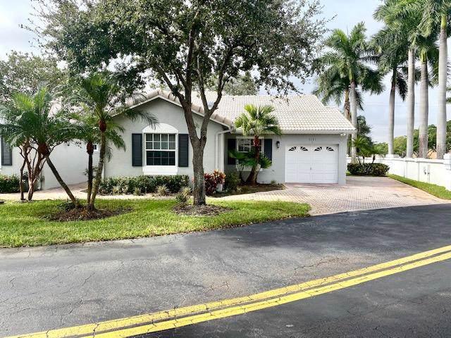 5191 Sabal Gardens Lane #1, Boca Raton, FL 33487 (MLS #RX-10579030) :: Berkshire Hathaway HomeServices EWM Realty