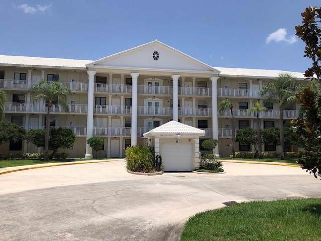 3501 Village Boulevard #202, West Palm Beach, FL 33409 (MLS #RX-10579406) :: Castelli Real Estate Services