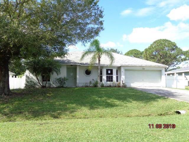 1142 SW Empire Street, Port Saint Lucie, FL 34983 (MLS #RX-10579821) :: Laurie Finkelstein Reader Team