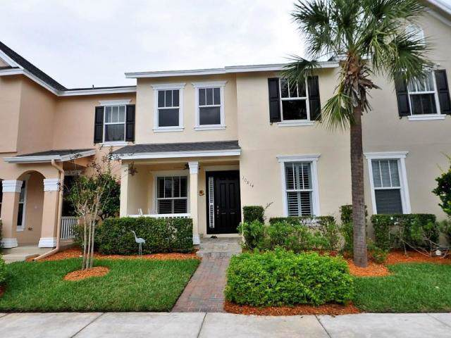 10814 SW Meeting Street, Port Saint Lucie, FL 34987 (#RX-10579855) :: Real Estate Authority