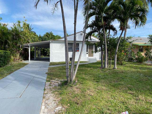 635 49th Street, West Palm Beach, FL 33407 (#RX-10580237) :: Ryan Jennings Group