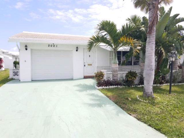 2001 SW 16th Avenue, Boynton Beach, FL 33426 (#RX-10580463) :: Ryan Jennings Group