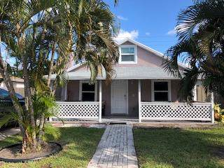 312 Jackson Avenue N, Greenacres, FL 33463 (#RX-10581689) :: Ryan Jennings Group