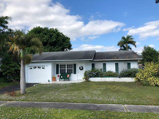 9549 Richmond Circle, Boca Raton, FL 33434 (MLS #RX-10582153) :: Berkshire Hathaway HomeServices EWM Realty