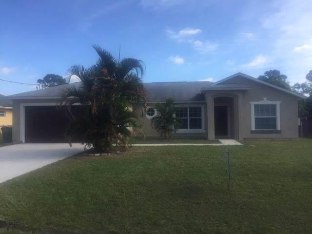 4065 SW Cheribon Street, Port Saint Lucie, FL 34953 (#RX-10583074) :: The Reynolds Team/ONE Sotheby's International Realty