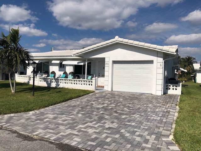 1911 SW 17th Avenue, Boynton Beach, FL 33426 (MLS #RX-10583901) :: The Jack Coden Group