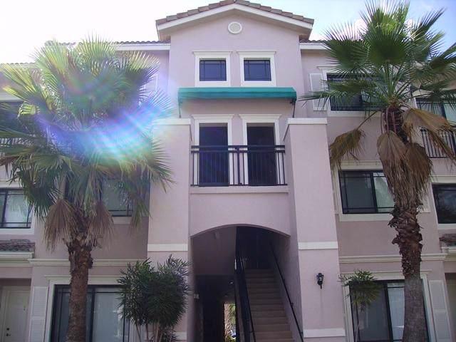 2804 Sarento Place #304, Palm Beach Gardens, FL 33410 (MLS #RX-10584055) :: Berkshire Hathaway HomeServices EWM Realty